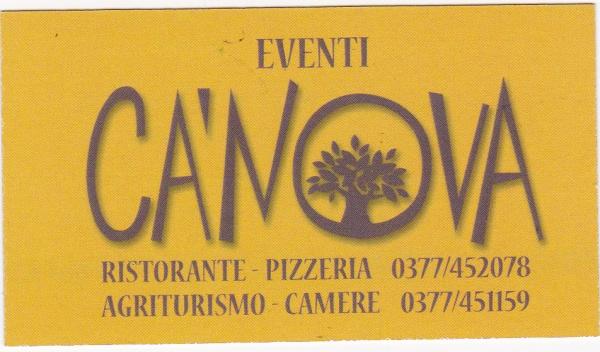 Ca' nova  Ristorante  Pizzeria  Griglieria  Lodi
