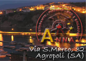 Anna B&B - Ristorante Pizzeria Albergo Agropoli