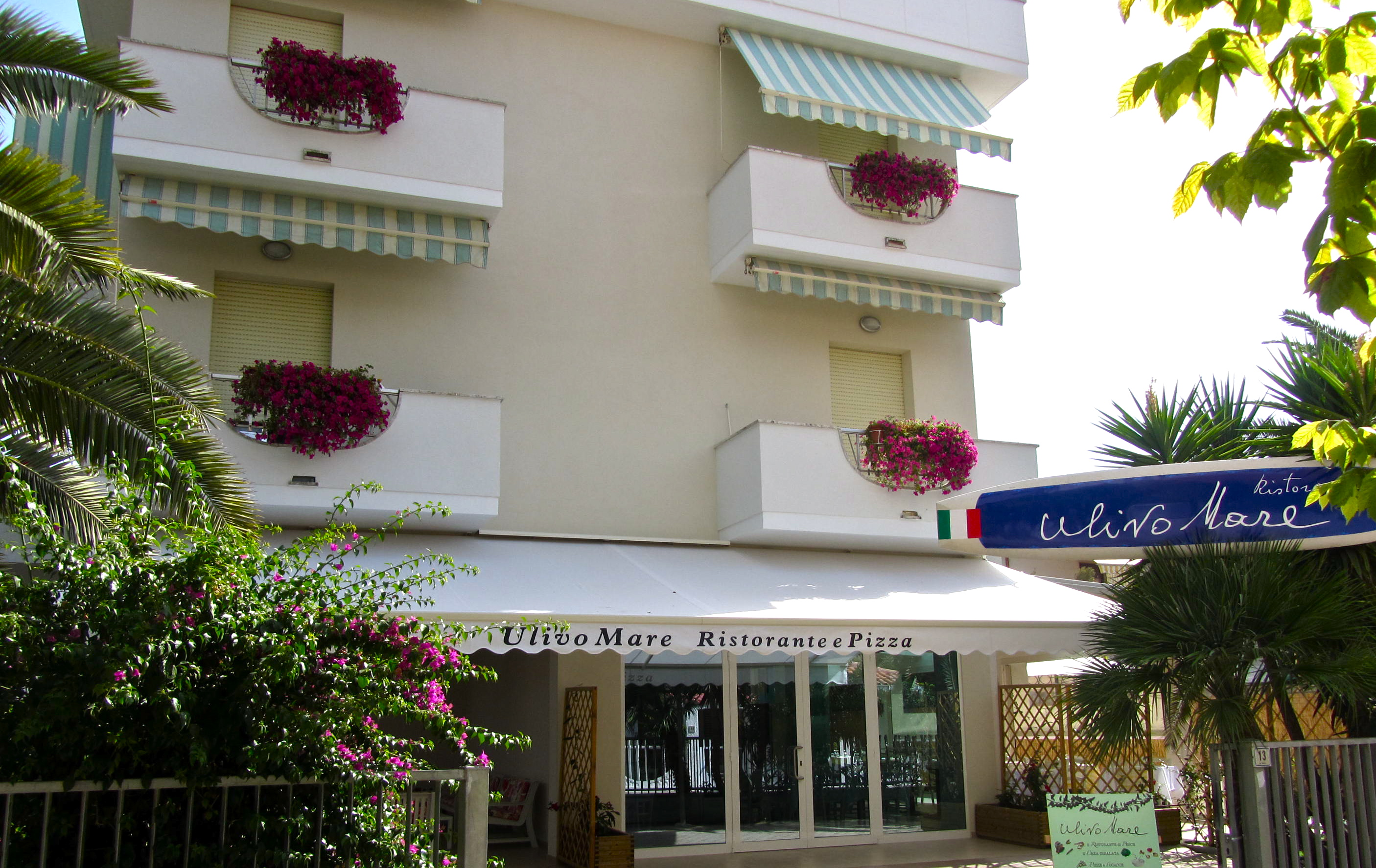 Hotel/Albergo, Ristorante, Bar, Pizzerie per celiaci a Teramo