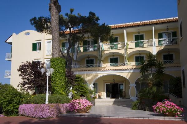Hotel Hermitage & Park Terme Ischia