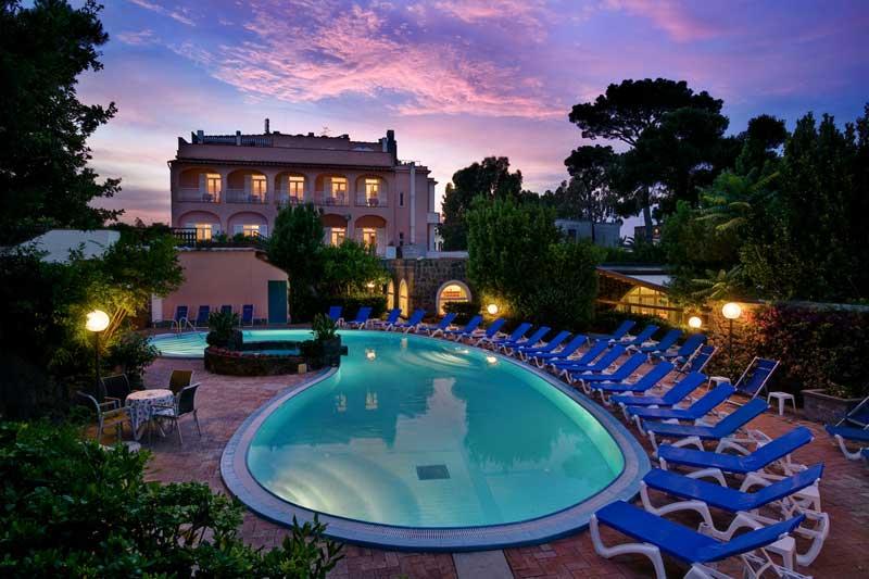Hotel Regina Palace Terme **** Ischia