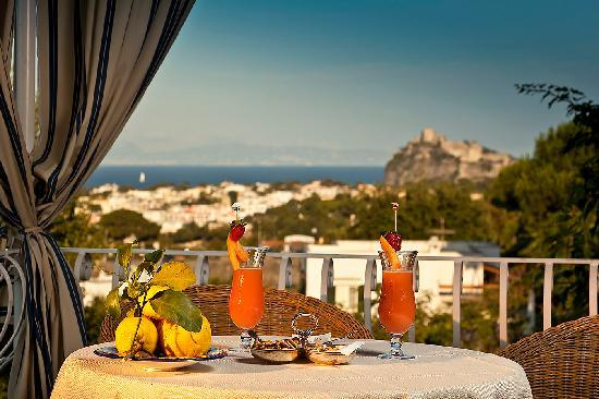 Hotel le Querce Thermae e SPA **** Ischia