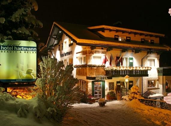 Hotel Hartmann *** Ortisei