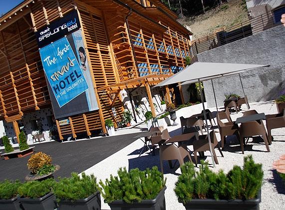 Smart Hotel Saslong ** Santa Cristina Valgardena