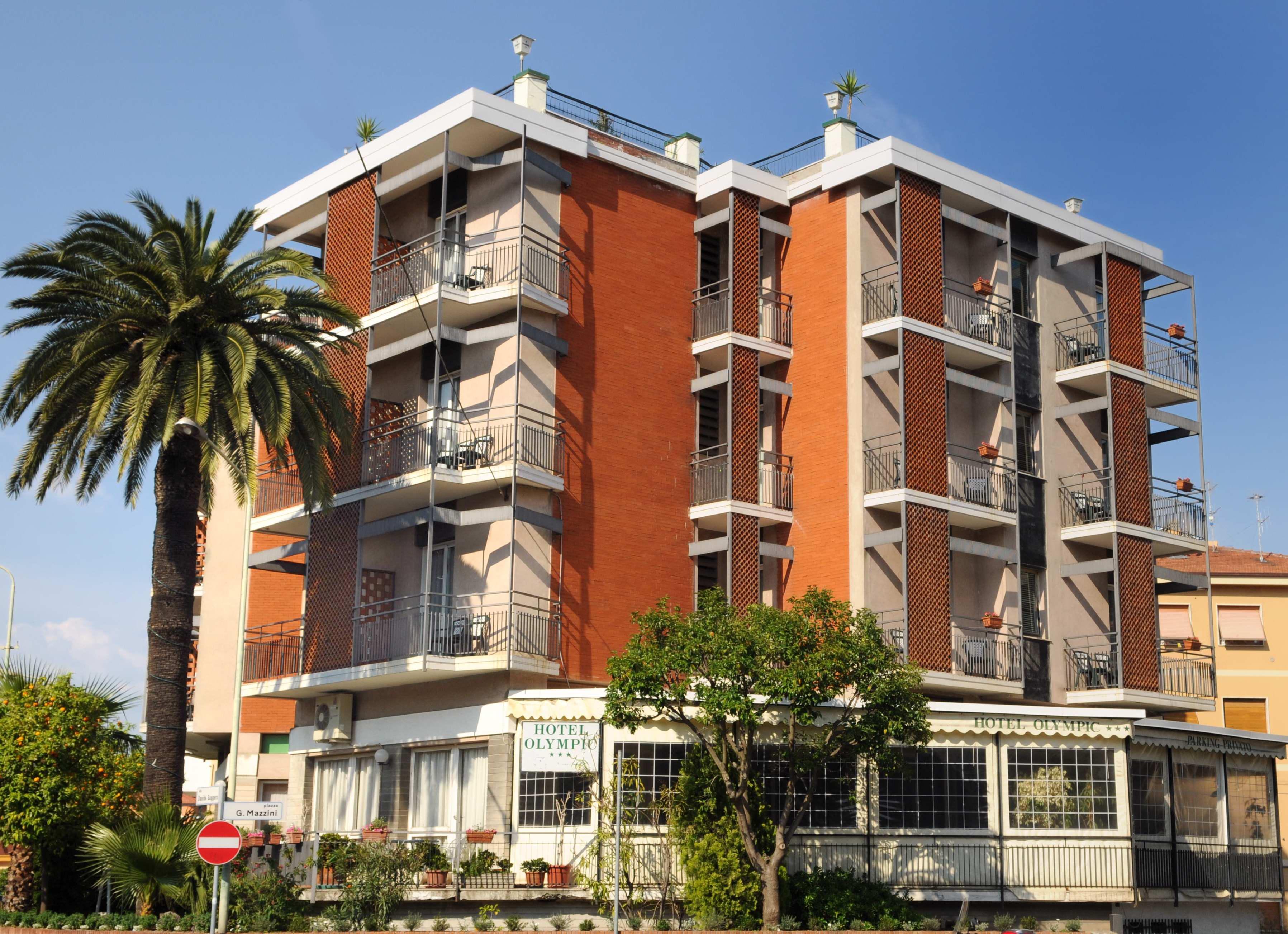 Hotel Olympic *** Diano Marina