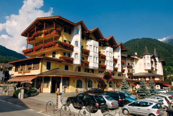 Brunet Hotels Tressane**** Tonadico