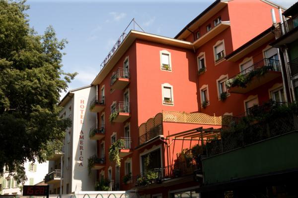 Hotel America*** Trento