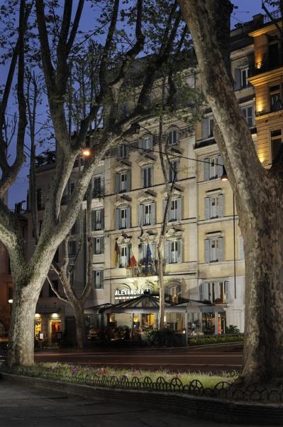 Hotel Alexandra ***