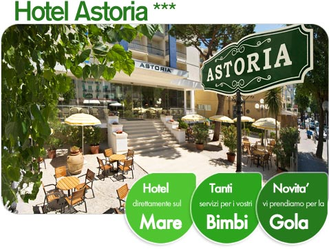 Hotel Astoria*** Cattolica