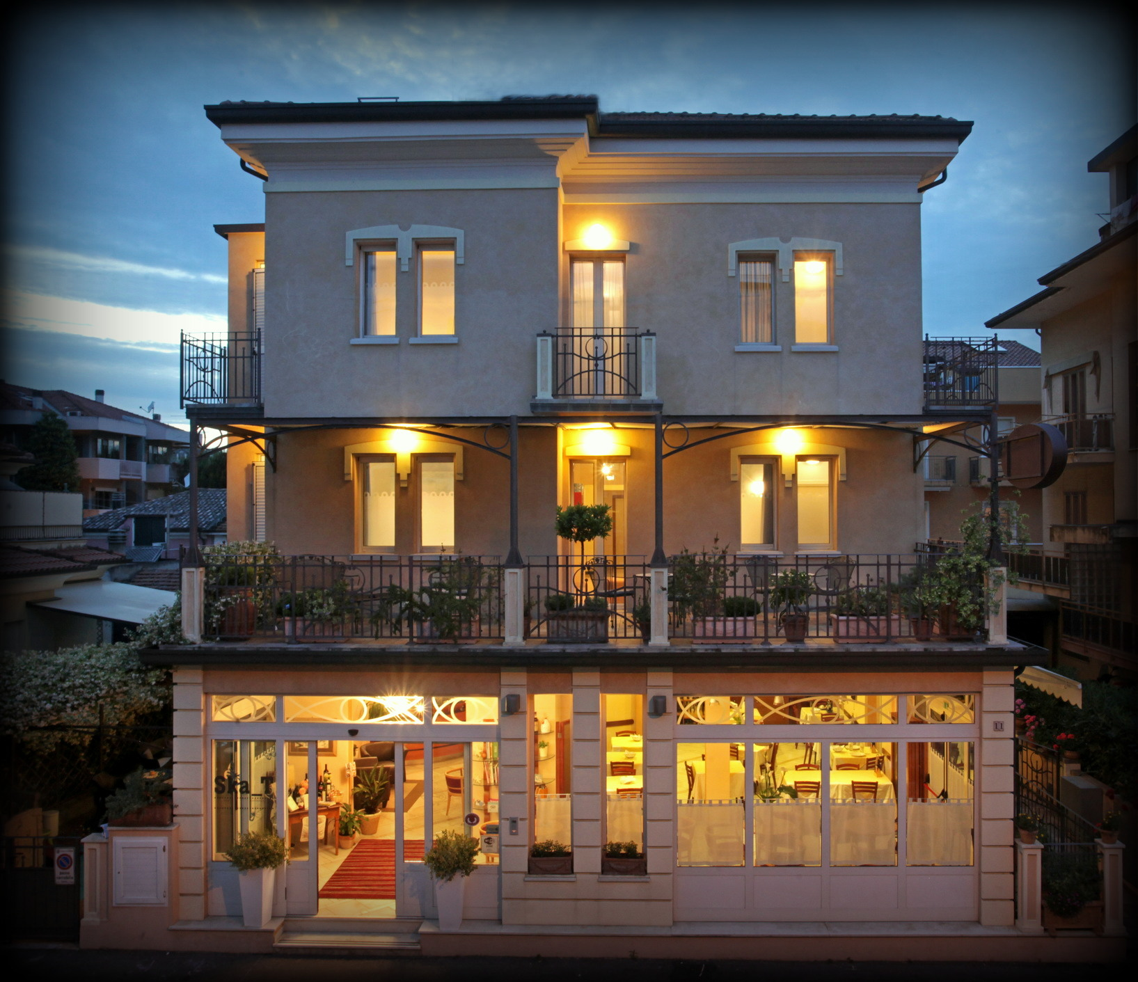 Hotel Villa Irma***