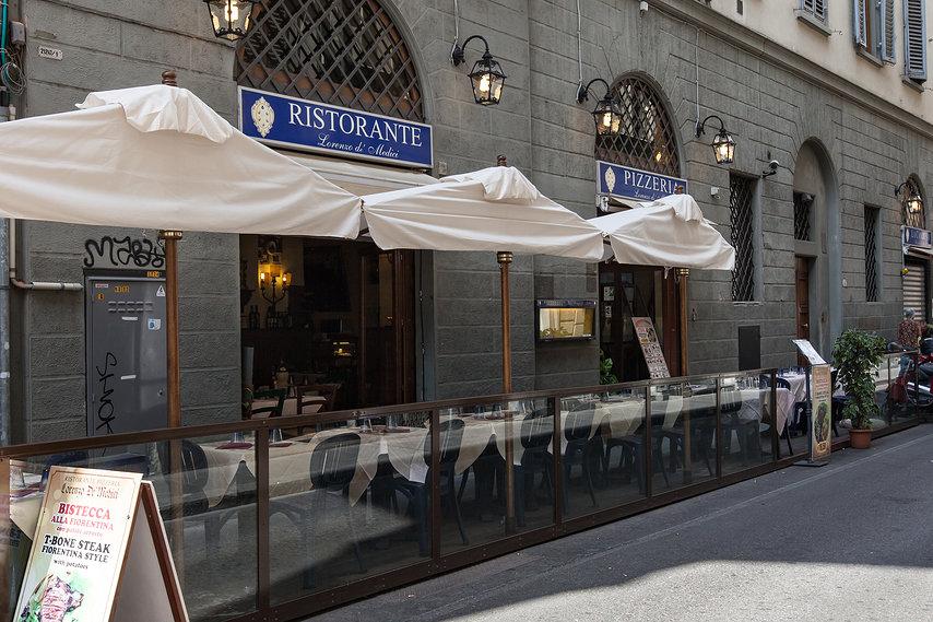 Ristorante, Pizzerie per celiaci a Firenze