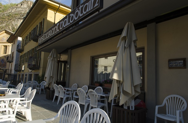 Hotel Restaurant Valdotain