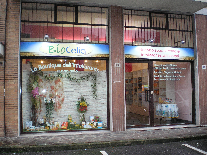 Negozio per celiaci a Monza Brianza