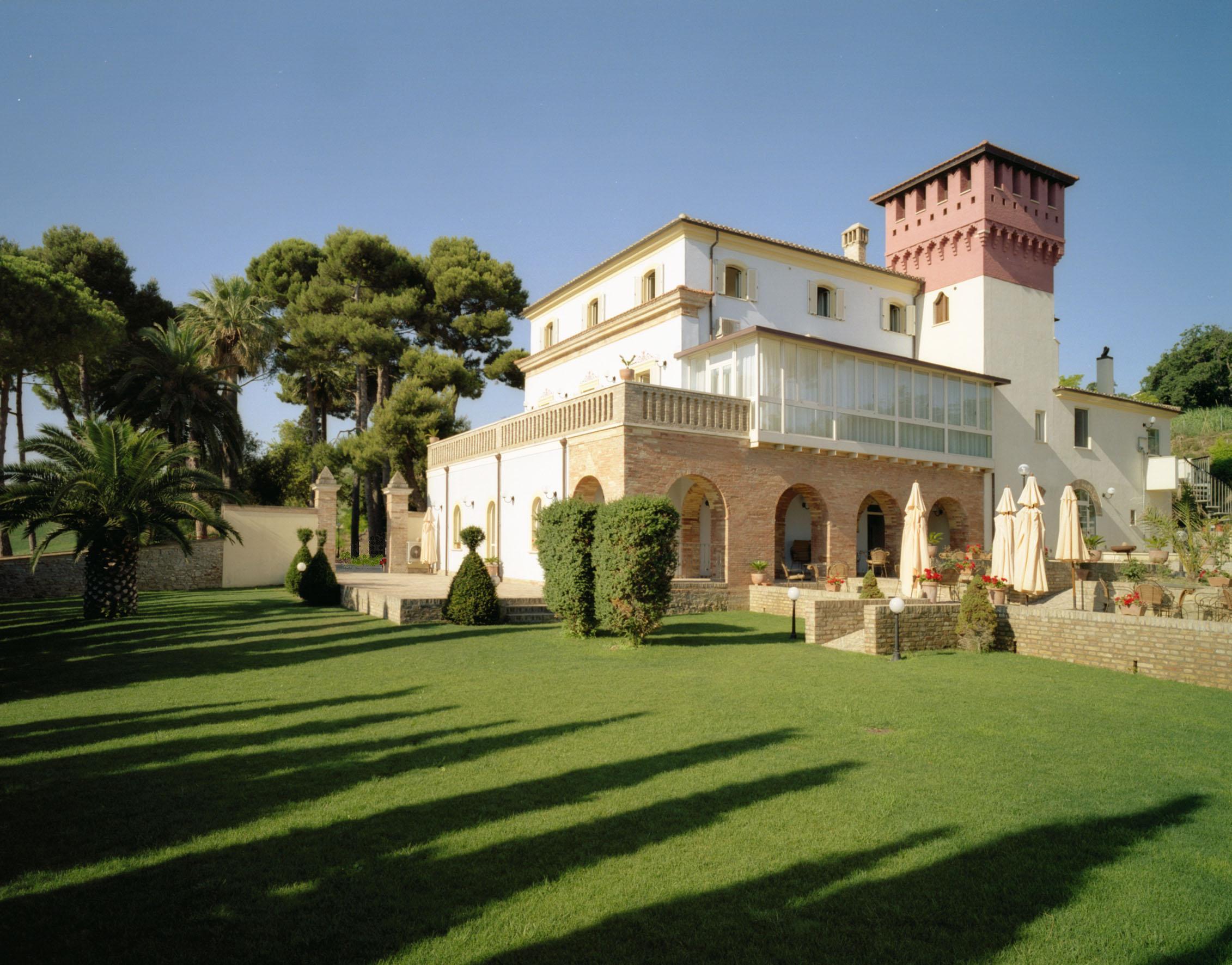 Romantic Relais Villa Rossi Silvi Marina